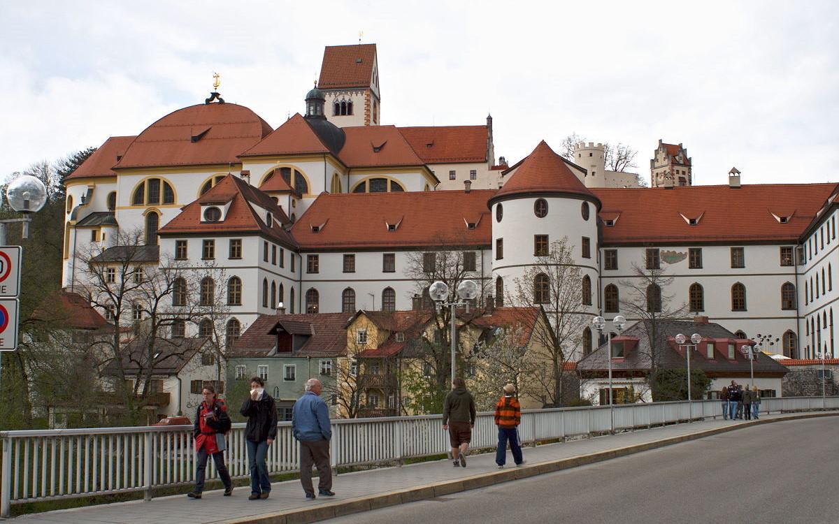 Hohe Schloss von Füssen