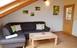 Sofa  in der Ferienwohnung Buchenberg